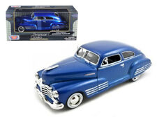 Motormax 1948 Chevy Aerosedan Fleetline 1:24 Diecast Model Car