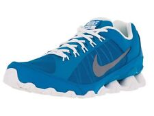 New box Nike Reax 9 TR Mesh Athletic Shoes Sneaker Blue 807186 401 Size 10 10.5
