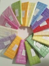 SOY WAX MELT, CANDLE, TART, BAR, BLOCK ( Fragrances A - C ) Free Post