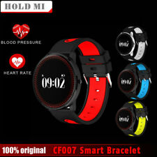 CF007 Monitor Fitness Activity Tracker Smart Heart Rate Sports Wrist Watch Band