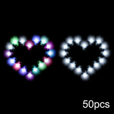 50pcs LED Light Balloon Paper Lantern Decoration Lamp for Home Wedding Party