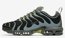 Nike AIR MAX PLUS TN ULTRA MEN'S SHOE Black/Cactus/River Rock-Size US 12,14 Or15