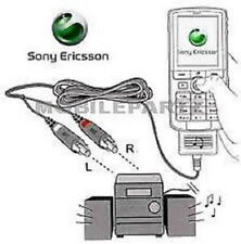 Genuine Sony Ericsson MMC-60 Audio Out / Music Cable for Sony Ericsson Phones
