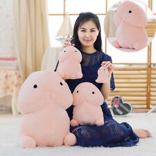 Funny Plush Penis Toy JAPANESE ANIME Stuffed Soft Doll Plush Pillow 30 and 50cm