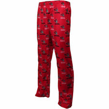 Rutgers Scarlet Knights Youth Team Logo Flannel Pajama Pants - College