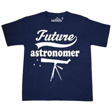 Inktastic Astronomy Future Astronomer Youth T-Shirt Stars Space Explorer Gift