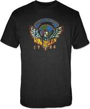Van Halen: Tour of the World 1984 T-Shirt   Free Shipping  Official