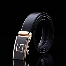 Pu Leather New Fashion Stylish Design Alloy Buckle Belt For Men E485