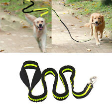 Pet Dogs Nylon Leash Traction Rope Dog Walking Leash Training Harness Reflective