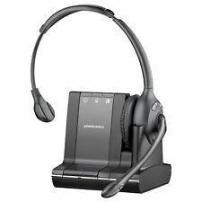 Plantronics W710-M Over-the-head, Monoaural (Microsoft) - Mono - Wireless - DECT