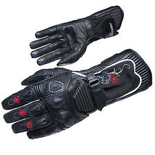 Scorpion Fiore Ladies Long Leather Sport Gloves Motorcycle Womans