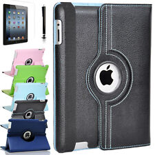 """360 Rotating Cover PU Leather Stand Folio Smart Case for iPad Pro 12.9"""" 2015"""