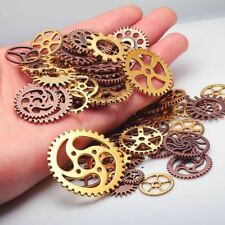 Metal Mixed Gears Charms For Jewelry Making
