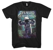 Avenged Sevenfold SPACE SKULL THE STAGE T-Shirt NWT Authentic & Licensed