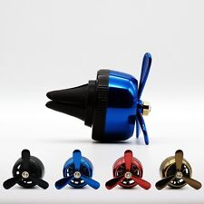 Car Air Freshener Air Vent Clip Outlet Perfume Diffuser Fragrance Aroma Scent
