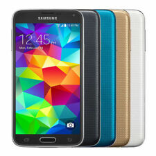 Samsung Galaxy S5 SM-G900V 16G Verizon Factory Unlocked Cellphone Free Shipping