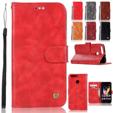 Luxury Flip Leather Magnetic Stand Wallet Cover Case For Huawei Ascend P8 P9 P10
