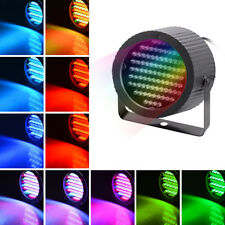 RGB 86 LED Stage Light DMX Par CAN DJ Disco Club  Dancing Light Effect Strobe