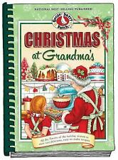 Seasonal Cookbook Collection: Gooseberry Patch Christmas at Grandma's NEW