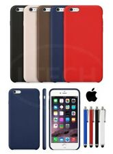 Apple iPhone 6 - Leather Hard Back Case with SP & Stylus Pen