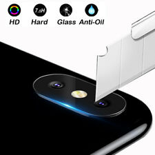 7.5H Rear Camera Tempered Glass Screen Protector Back Lens Film For iPhone X Lot