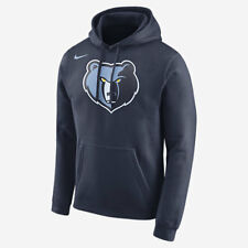 Nike MEMPHIS GRIZZLIES MEN'S FLEECE NBA HOODIE College Navy- Size S, L Or XL