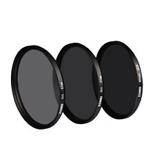 ZOMEI Neutral Density ND2 ND4 ND8 Camera Lens filter set Kits for digital camera