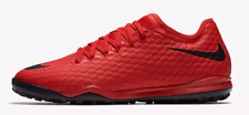 Nike HYPERVENOMX FINALE II TF WOMEN'S TURF FOOTBALL SHOE Red-US 10,10.5,11Or11.5
