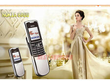 Support English Arabic Russian Keyboard Nokia 8800 Mobile Phone GSM FM Bluetooth