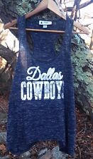 Dallas Cowboys Authentic Brand Womens' Tank Top New With Tags