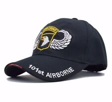 US eagle military eagles screaming cap 101st airborne division Army baseball