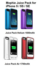 Mophie Juice Pack Case & Battery Power Pack for iPhone 5 / 5S / SE Retail Boxed