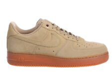 NEW MENS NIKE AIR FORCE 1 LV8 BASKETBALL SHOES TRAINERS MUSHROOM / MUSHROOM / GU
