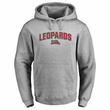 Lafayette College Leopards Ash Proud Mascot Pullover Hoodie - - College