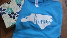North Carolina Home Shirt, State of NC, NC Home, North Carolina Shirt, Home