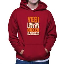 YES! I REALLY DO LOVE MY Boxer Hoodie