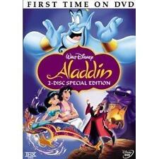 Aladdin (DVD, 2004, 2-Disc Set, Special Edition,Unopened)-17128-393-004