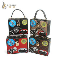 Women Bags Famous brand Evening Clutch Bag Chain Wallet Shoulder Handbags purse