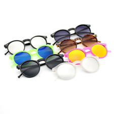Unisex Retro Vintage Round Sunglasses Eyewear Shades Fashion Mens Womens UV400