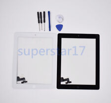 Touch Screen Digitizer Replacement For Apple iPad 2 Black / White  USA