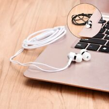 3.5mm In-Ear Earphone Stereo Headphone Headset w/ Mic For Phones iPhone Samsung