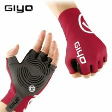 GIYO Anti Slip Gel Pad Bicycle Gloves Gel Pad Short Half Finger Cycling Gloves B