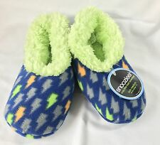 SNOOZIES COZY LITTLE FOOT COVERINGS KIDS SHOE SIZES SLIPPERS SMALL MEDIUM LARGE