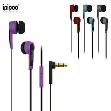 Premium Wired Earphone Headphone Earbud In Ear Super Bass With Mic Phone Headset