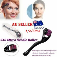 HOT 540 Microneedle Derma Roller Micro Needle Pen Therapy Skin Recovery AU