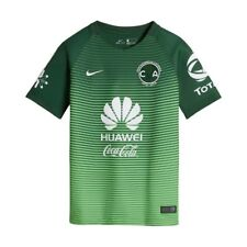 Nike Club America 2017 Youth Third Jersey NWT Authentic Fan Jersey Green Color