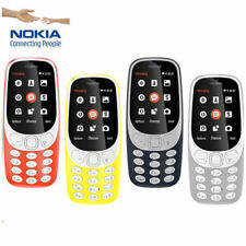 Unlocked Nokia 3310 NEW 2017 Mobile Phone Dual Sim  GSM 900/1800 MHZ