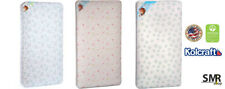 Kolcraft Pediatric 800 Toddler & Crib Mattress - Enchanted,Owl Mint, SweetDreams