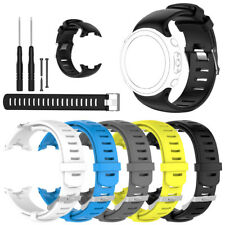 Replacement Watch Strap Belt Wrist Bracelet for Suunto  D4 D4i Novo Smart Watch