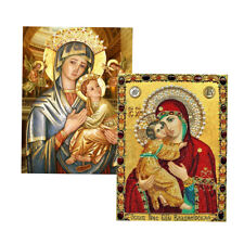 DIY 5D Religion Icon Diamond Painting Cross Stitch for Home Decor Art Craft
